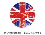 flag of great britain  united... | Shutterstock .eps vector #1117427951