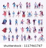 vector illustration of fashion...   Shutterstock .eps vector #1117461767