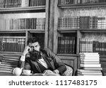 literature  success  thoughts ...   Shutterstock . vector #1117483175