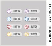 contour medical mechanical... | Shutterstock .eps vector #1117487465