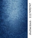 blue denim textile background... | Shutterstock .eps vector #1117490747