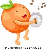 orange vector illustration | Shutterstock .eps vector #111753311