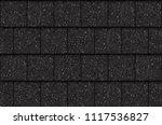 asphalt roof shingles  seamless ...   Shutterstock .eps vector #1117536827