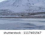 spitsbergen   svalbard and jan... | Shutterstock . vector #1117601567