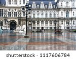 France. Paris. View Of The...