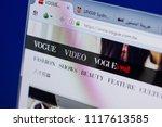 ryazan  russia   june 17  2018  ...   Shutterstock . vector #1117613585