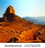 grand canyon | Shutterstock . vector #111762254