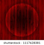 red abstract background with...   Shutterstock .eps vector #1117628381