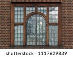 english unique window | Shutterstock . vector #1117629839
