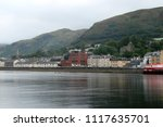 fjord coast of the western part ... | Shutterstock . vector #1117635701