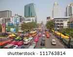 bangkok   march 3  daily... | Shutterstock . vector #111763814