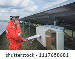 operation and maintenance in... | Shutterstock . vector #1117658681