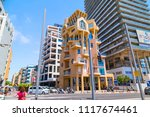 tel aviv yafo  israel   june 6  ... | Shutterstock . vector #1117674461