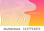 vector abstract background... | Shutterstock .eps vector #1117713371