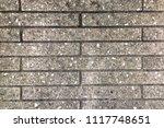 old brick wall texture | Shutterstock . vector #1117748651