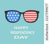 happy independence day. 4th of... | Shutterstock .eps vector #1117749677