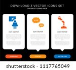 business infographic template... | Shutterstock .eps vector #1117765049