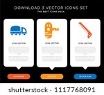 business infographic template... | Shutterstock .eps vector #1117768091
