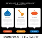 business infographic template...   Shutterstock .eps vector #1117768349