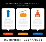 business infographic template...   Shutterstock .eps vector #1117778381