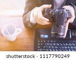 pak kret  nonthaburi  thailand. ...   Shutterstock . vector #1117790249