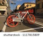 bologna  italy   circa june ... | Shutterstock . vector #1117815809