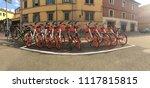 bologna  italy   circa june ... | Shutterstock . vector #1117815815