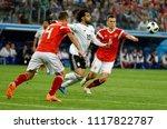 st petersburg  russia   june 19 ... | Shutterstock . vector #1117822787
