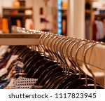 beautiful metallic shirt... | Shutterstock . vector #1117823945
