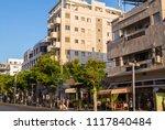 tel aviv yafo  israel   june 6  ... | Shutterstock . vector #1117840484