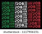 italy national flag flat... | Shutterstock .eps vector #1117906151