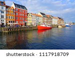 copenhagen  denmark  15 may... | Shutterstock . vector #1117918709