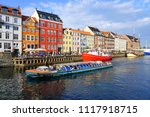 copenhagen  denmark  15 may... | Shutterstock . vector #1117918715