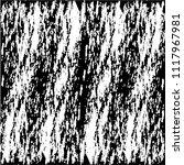 dark grunge chaotic pattern.... | Shutterstock . vector #1117967981