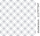 geometric vector pattern ... | Shutterstock .eps vector #1117977347