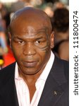 Mike Tyson At The 2007 Espy...