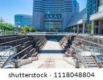 yokohama  kanagawa   japan  ... | Shutterstock . vector #1118048804