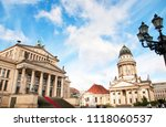 berlin  germany   october 8 ... | Shutterstock . vector #1118060537