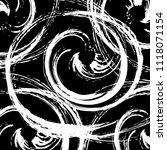 grunge hand drawn vortex...   Shutterstock .eps vector #1118071154
