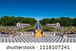 saint petersburg  russia  ... | Shutterstock . vector #1118107241