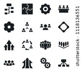 set of simple vector isolated...   Shutterstock .eps vector #1118136551