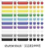glass button | Shutterstock .eps vector #111814445