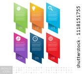 gradient infographics step by...