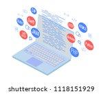 programming banner  coding ...   Shutterstock .eps vector #1118151929