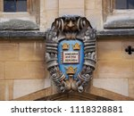 oxford   august  2013  oxford... | Shutterstock . vector #1118328881