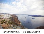 aerial view of the beautiful... | Shutterstock . vector #1118370845