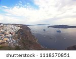 aerial view of the beautiful... | Shutterstock . vector #1118370851