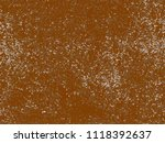natural rusty texture ... | Shutterstock .eps vector #1118392637
