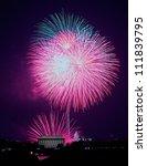 Washington   July 4  Fireworks...