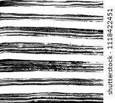 line pattern. brush. vector.... | Shutterstock .eps vector #1118422451